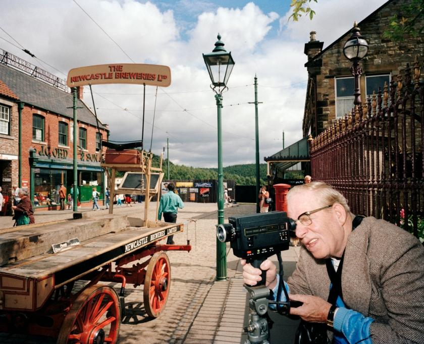 Man With Movie Camera  © Paul Reas