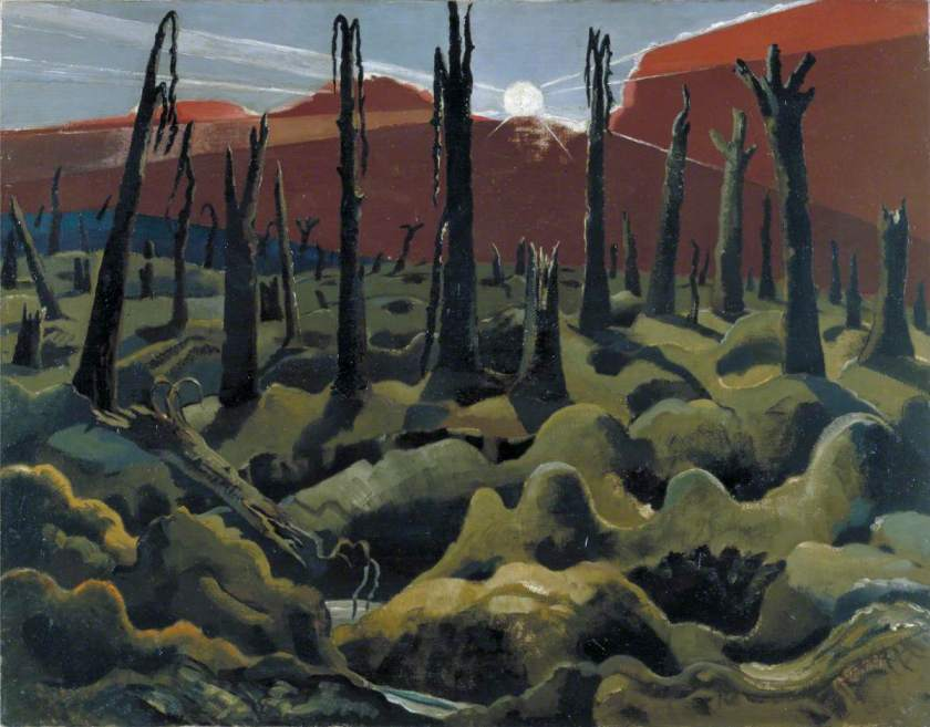 Nash, Paul, 1889-1946; We Are Making a New World
